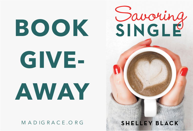 Book Giveaway: Savoring Single by Shelley Black