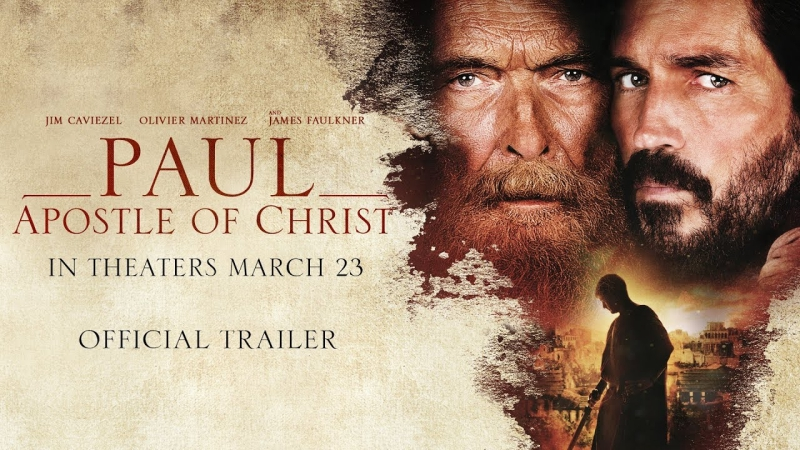 Paul: Apostle of Christ Movie Review