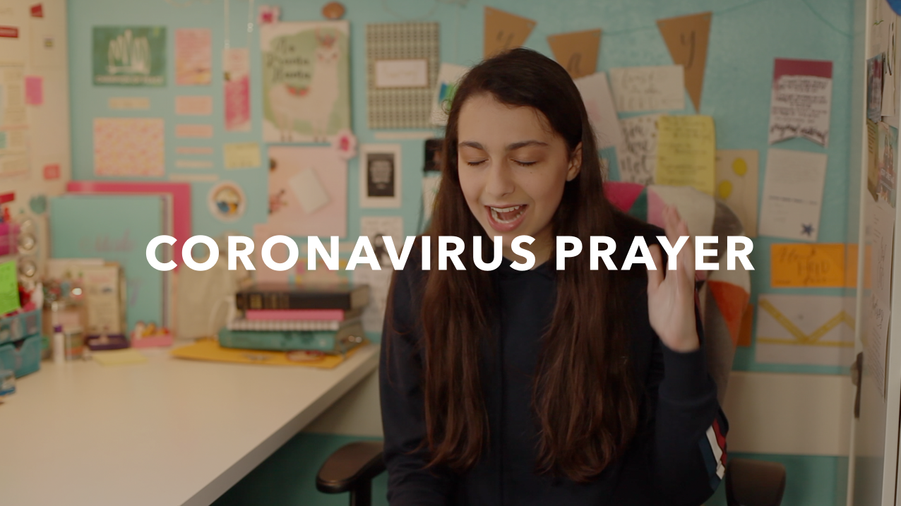 Video: Coronavirus Prayer